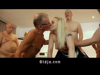 Sexy Young Lolita Taylor Gangbang Fuck In Old And Young Porn