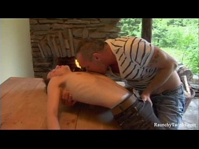 Horny Tattooed Hunk Is Hungry For Cock