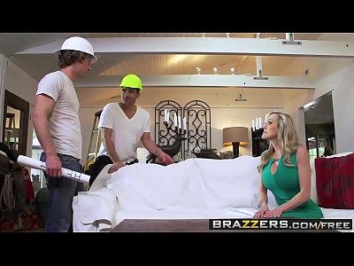 Brazzers - Brandi Love's The Contractors Brandi Love and Michael Vegas and