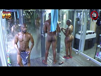 Big Brother Africa Hotshots Shower Hour (Day 25) - Sheillah and Nhlanhla