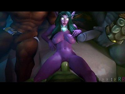 FapZone / Tyrande (World of Warcraft)