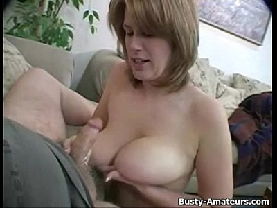 Busty Lisa On hot POV on her amateur days