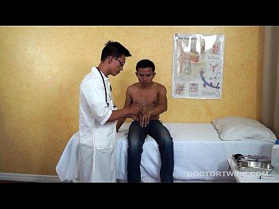 Kinky Medical Fetish Asian Orgy
