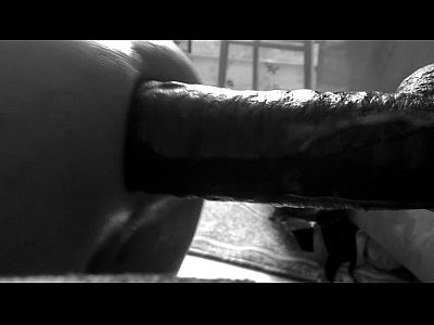 wrapping my ass around Bam huge dildo