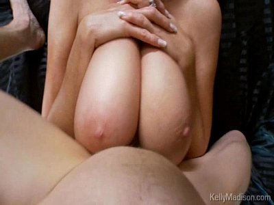Huge Natural Titties Getting Fucked By A Big Cock