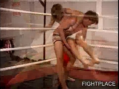 Gay Wrestling on Fightplace 10