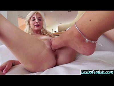 (phoenix&piper) Lez Girls Punishing Each Other With Dildos mov-29