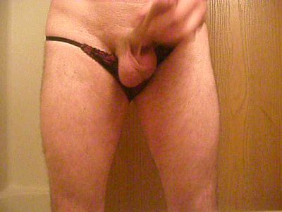 whipping my cock