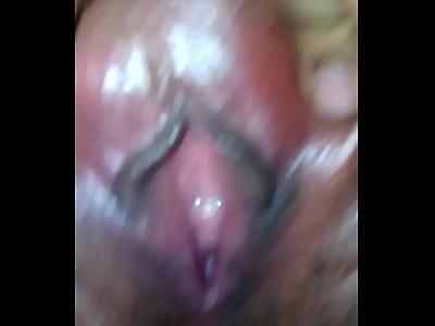 Clítoris grande y jugosa vagina tiene Sandy Candela o Cammy Temptation