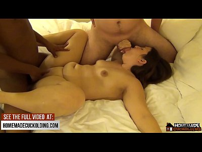 Phoenix Cuckold: Interracial Threesome