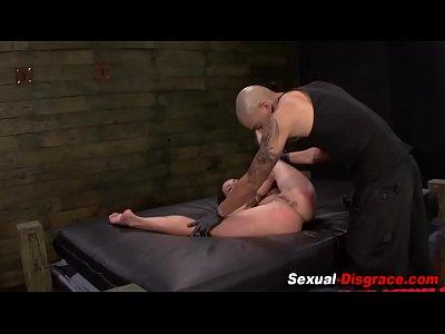 Fetish slave gets fucked