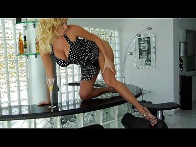 Raylene Richards Drink Striptease
