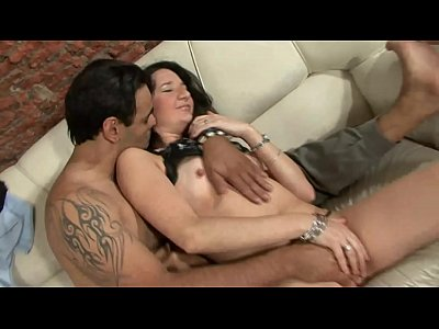 The wife enjoys and her cuckold husband #2