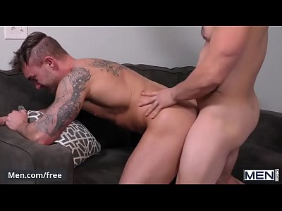 Men.com - (Ashton McKay, Connor Maguire) - Dad Group Part 3 - Jizz Orgy