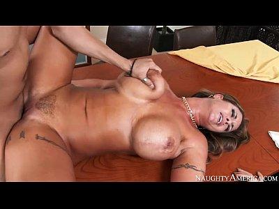 Big Boob Eva Notty anal creampie pussy fucked hard