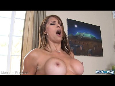 Busty milf Monique Fuentes fucking