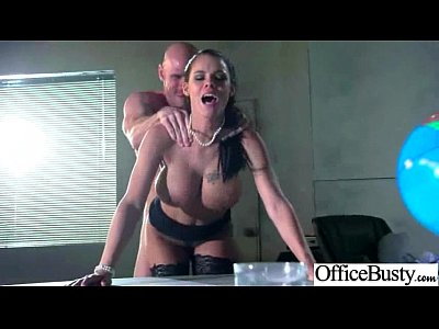 Hardcore Sex In Office With Hot Lovely Busty Girl (peta jensen) video-27