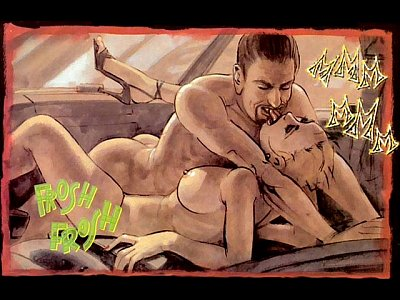 Erotic Hardcore Sex Comics