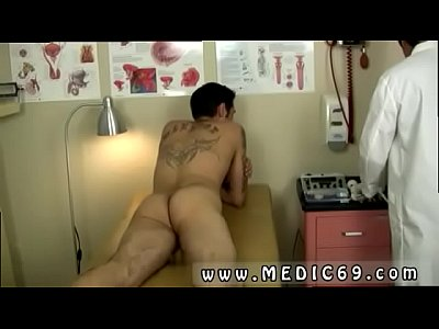 Doctor male naked together gay first time Ryan came stumbling in to