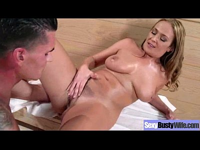Hot Sex Action With Big Round Boobs Mature Lady (elexis monroe) vid-14