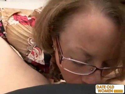 Librarian nasty granny fulfill her sex dream