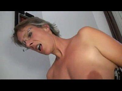 pornthey.com - french mature sophie asks for a second gangbang
