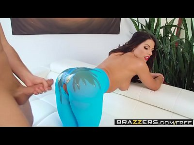 Brazzers Exxtra - The Ass On Adriana scene starring Adriana Chechik Keiran Lee