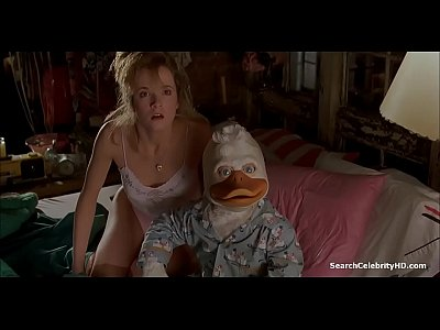 Lea Thompson Howard The Duck