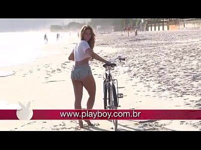 Carol Narizinho - Making Of Playboy - Panicat.org