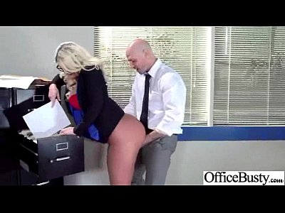 (julie cash) Naughty Slut Office Girl With Big Boobs Get Nailed video-11
