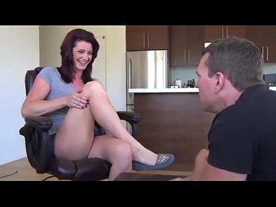 Foot Worship from Stinky Flats
