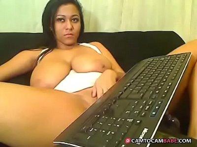 Ebony toying pussy hot live cam