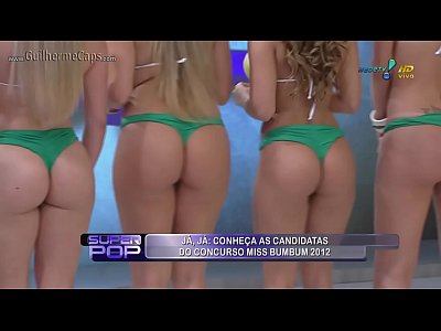 Miss Bumbum 2012