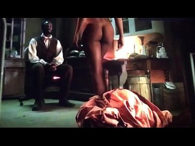 Tessa Thompson Nude Scene (Copper)