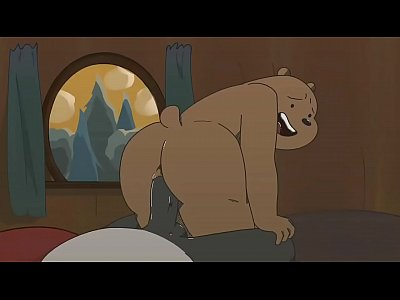 We bare bears gay porn parody by mkcrown