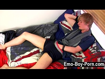 Gay video Brent Daley is a uber-cute blondie emo stud one of our guys