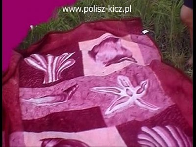 two polish girls picnic