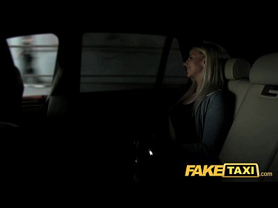 Fake Taxi Big Tits and a Great Curvy Body