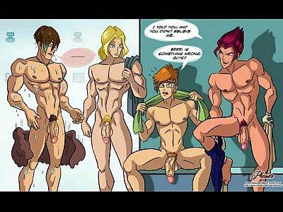 Winx porn gay