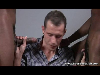 BlacksOnBoys - Interracial hardcore gay porn videos 27