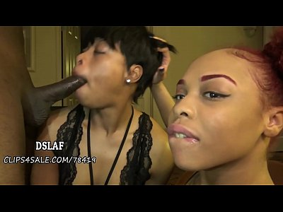Instagram Deepthroater aka Pretty Rebel Gets Face Fucked With Her Aunt- DSLAF