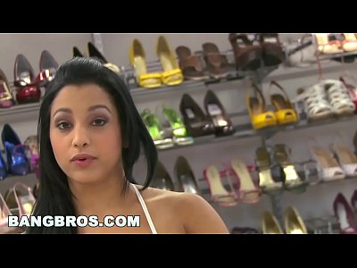 BANGBROS - Behind-The-Scenes featuring Abella Anderson