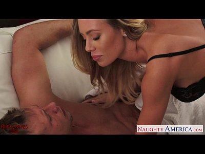 Busty wife Nicole Aniston fucking