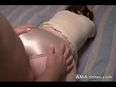 Bubblebutt in pigtails pussy and anal fuck