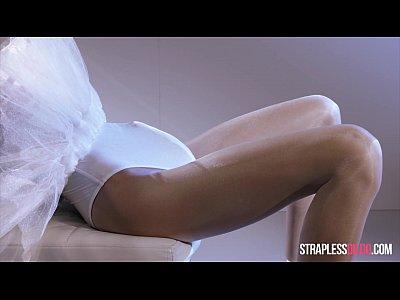 Ballerina Mia Reese's Cock Really Cums