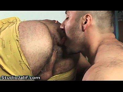 K Barraca and Niko Latinos super hard gay sex