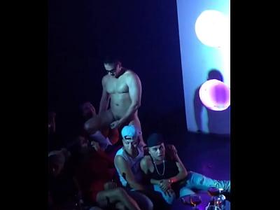 Mexican stripper