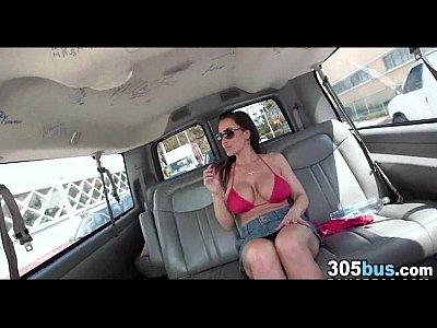 Slut Banged in Van 29