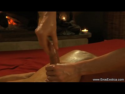 Intimate Prostate Examination Massage