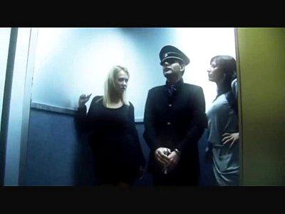Lezley Zen Fuck In An Elevator